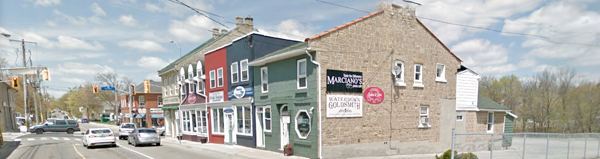 Marciano's Pasta Cafe, Waterdown Ontario