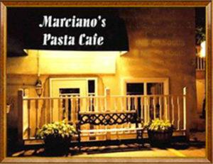 Marciano's Pasta Café in Waterdown, Ontario